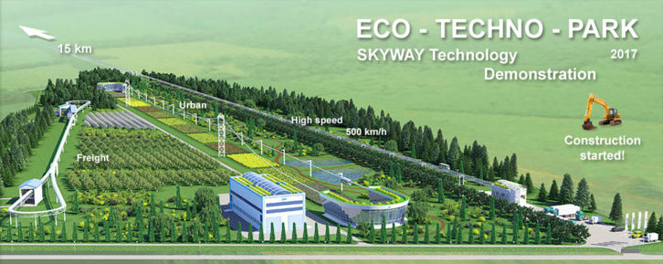 Skyway ECOtechnopark Eco Techno Park