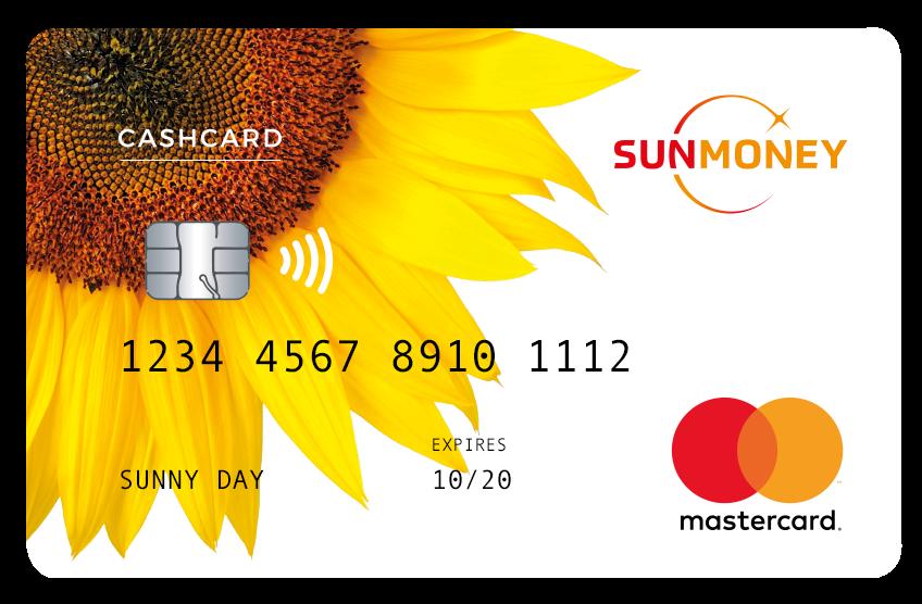 Új SunMoney bankkártya